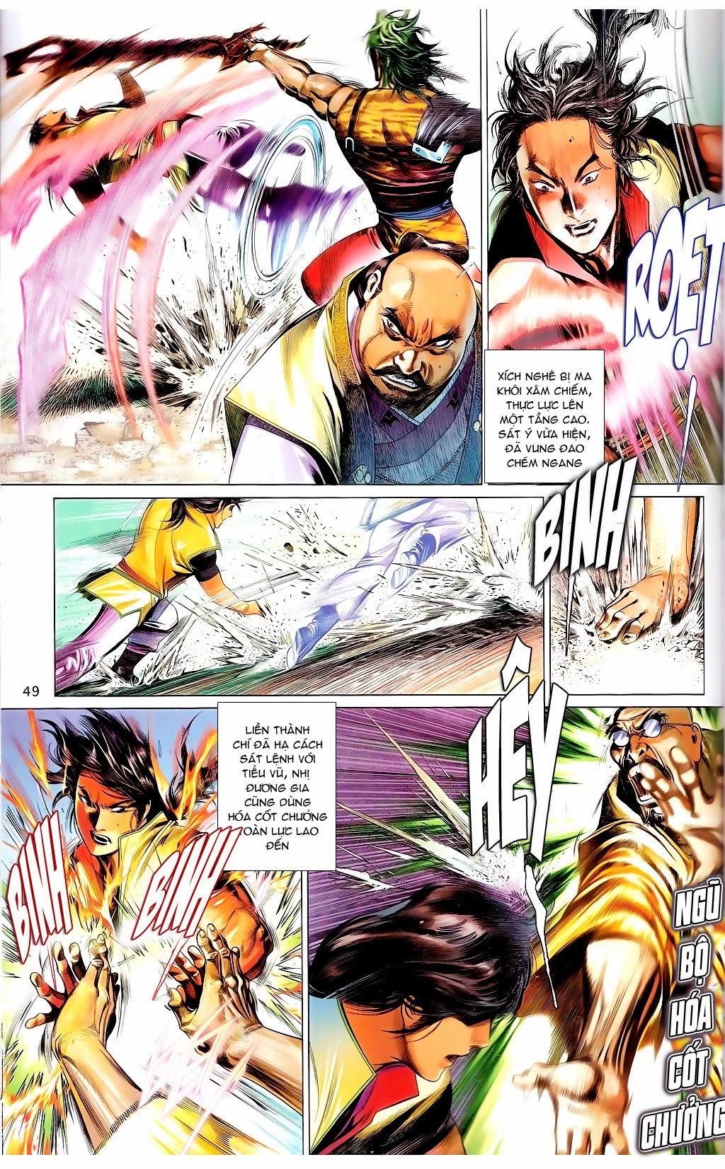Phong Vân Chap 665 - Trang 48