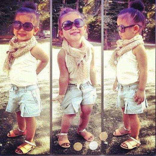 moda crianças