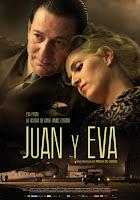 Película 'Juan y Eva', de la directora Laura de Luque, con los actores Osmar Núñez, Julieta Díaz y Alfredo Casero. Making Of. Cine