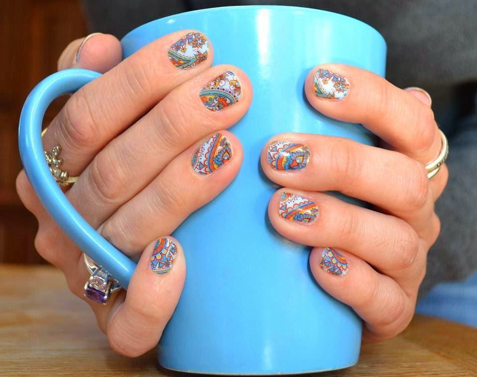 GIVEAWAY! JAMBERRY NAILS by CARY   Macaroni Kid