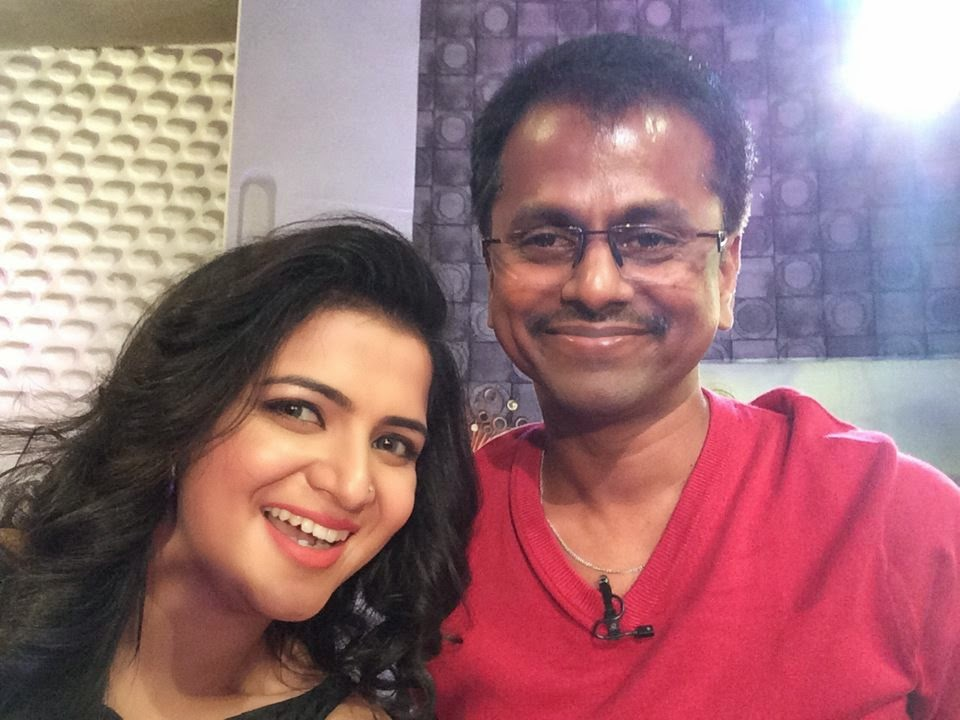 Koffee With DD Season 2 ,19-10-2014,Koffee With DD A R Murugadoss Today Program with DD, Vijay Tv, Watch Online Koffee With DD