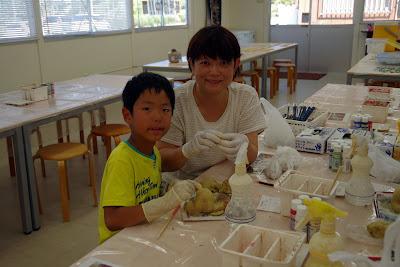 体験/観光 シーサー 自由研究 夏休みの宿題 小学生