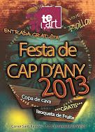 CAP D'ANY 2013