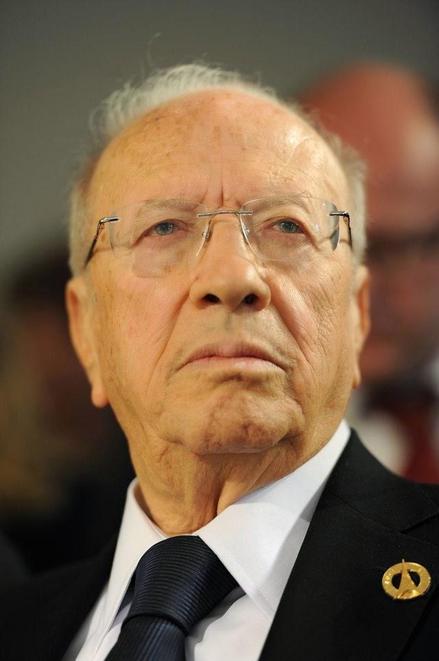 من هو الباجي قايد السبسي الرئيس التونسي الجديد - معلومات عن السبسى