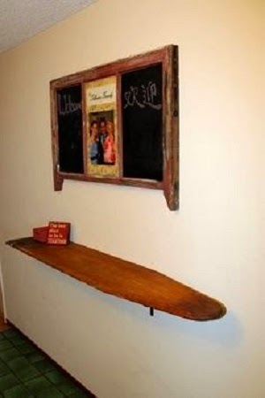 Ideas para Reciclar Tablas de Planchar, I Parte
