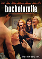 Bachelorette Blu-Ray DVD