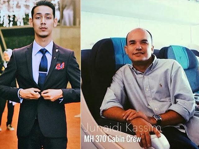 Bukan Abang Ipar, Tapi Kenalan Ameer Forteen Mangsa #MH370