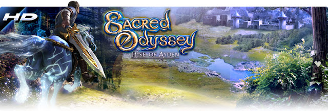 Sacred Odyssey: Rise of Ayden HD Hvga PT-BR + Data Full [Reupado]