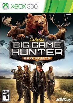Cabelas Big Game Hunter Pro Hunts XBOX360-COMPLEX