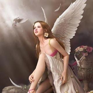 One n' only, broken angel