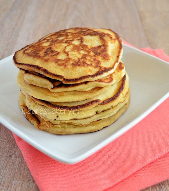 American Pancakes - Laura's Bakery American Pancakes Recept