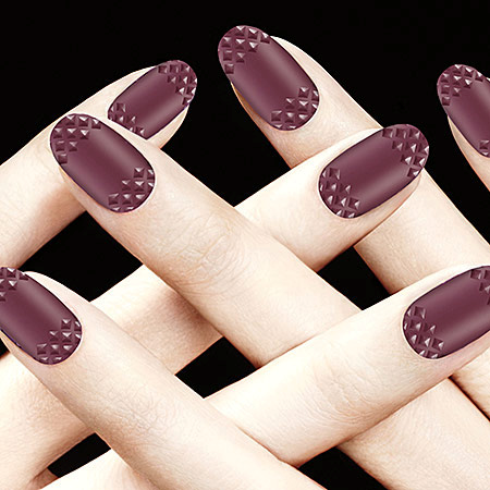 30 Simple Nail Art Designs And Ideas For Beginners With Images