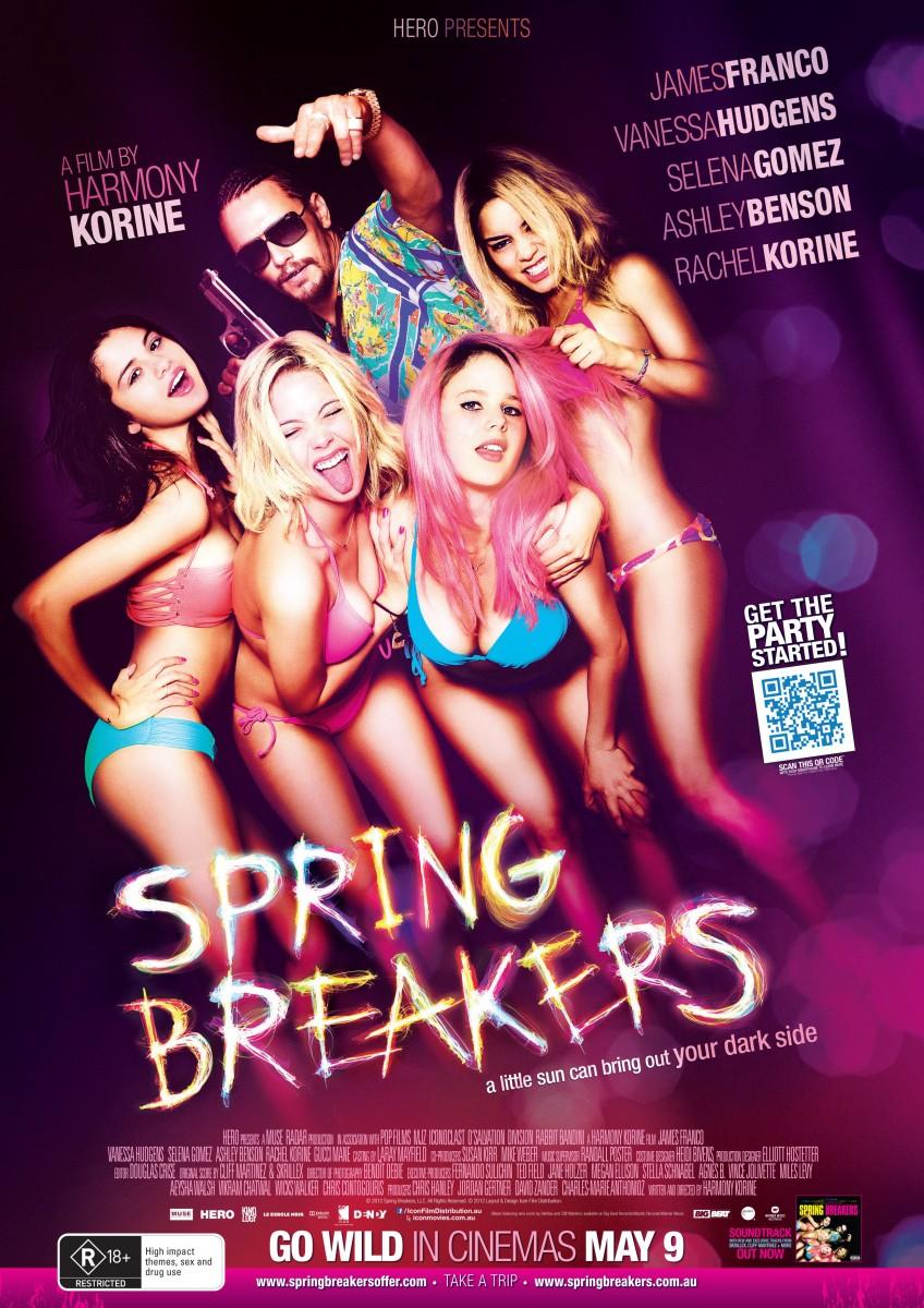 Bữa Tiệc Bikini - Spring Breakers