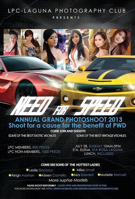 Laguna Photography Club Annual Grand Photoshoot 2013