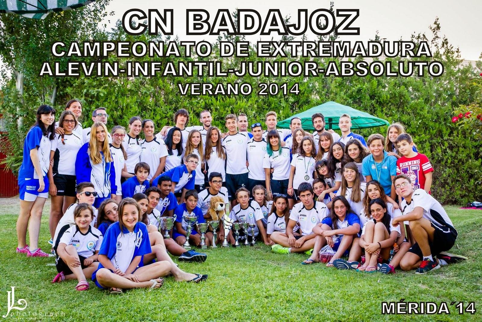 Cto. Extremadura Abs-Jun-Inf-Alev. Verano 2014