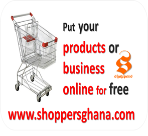Online Shopping Mall ::: ShoppersGhana