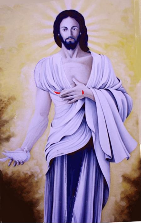 Jesus - Cristo - Mesre
