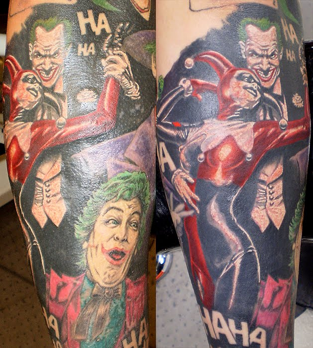 latest joker session alex ross joker harley quinn
