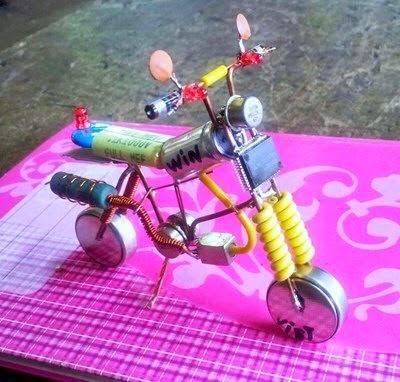 xe đồ chơi 1