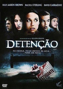 Filme Poster Detenção DVDRip XviD Dual Audio & RMVB Dublado