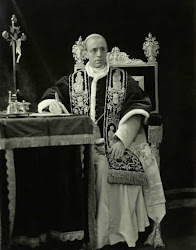 Pope Pius XII, pray for us!