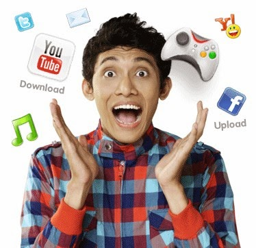 Paket Internet AHA Unlimited