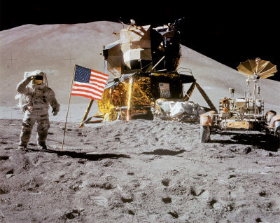 Moon Microbe Mystery Finally Solved: NASA's dirty little secret?