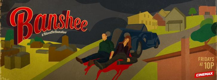 POLL : What did you think of Banshee - A Fixer of Sorts?