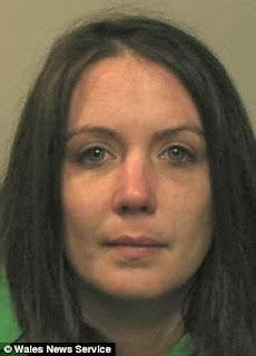 Φυλακίστηκε επιτέλους! Μετά από πέντε ψευδείς καταγγελίες βιασμού εναντίον πρώην συντρόφων της.