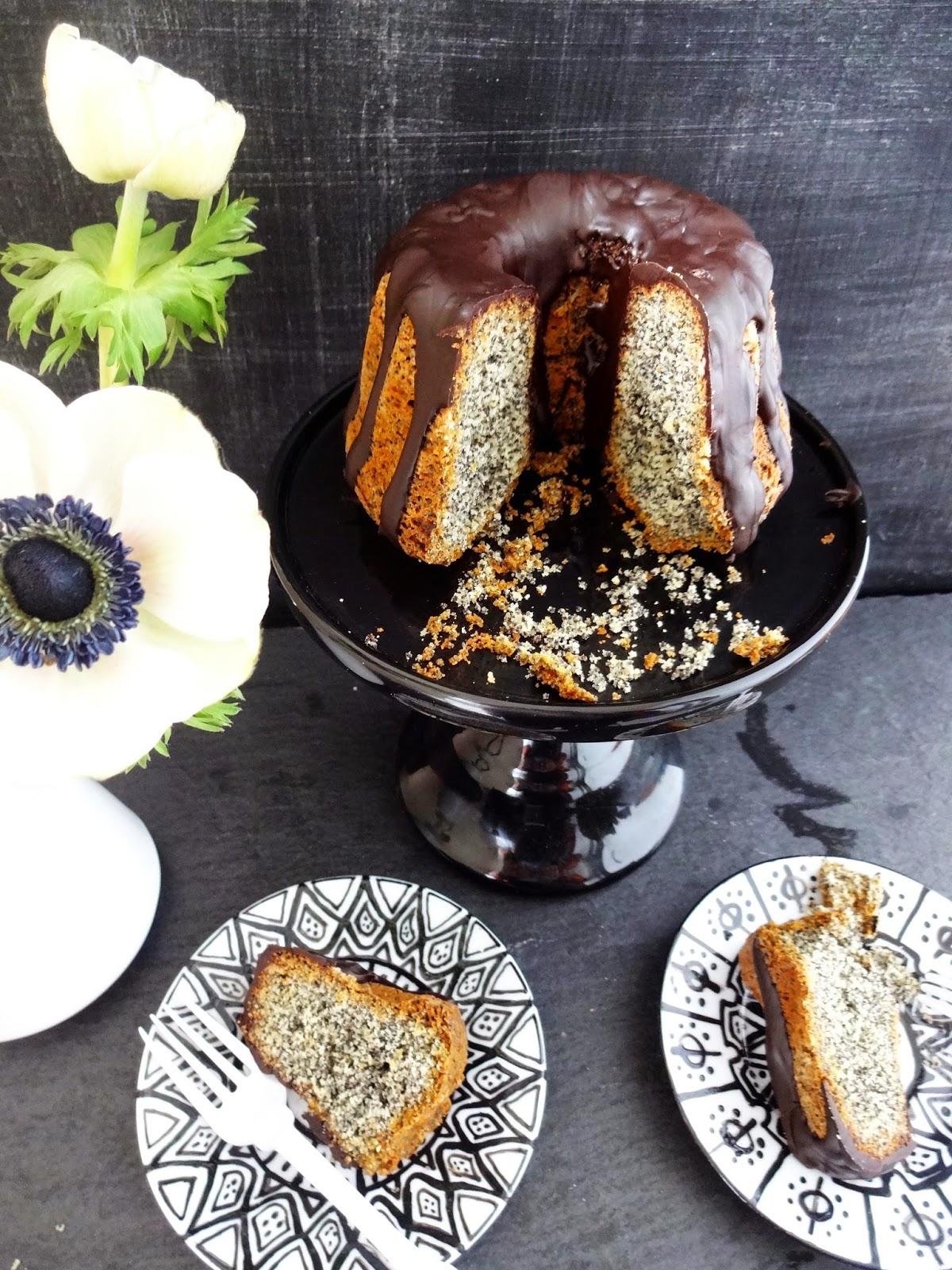 Basteln Malen Kuchen Backen Mohngugelhupf Bundt Cake Kouglof