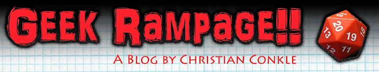 Geek Rampage