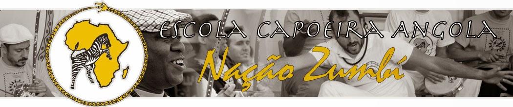 Grupo Capoeira Angola Nação Zumbi - Barcelona