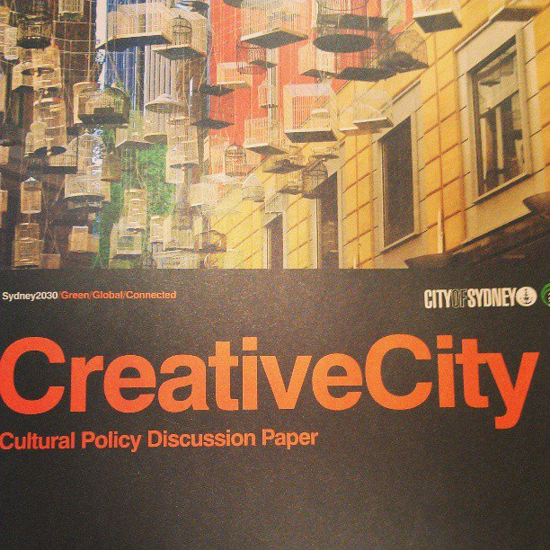 city of sydney cultural forum