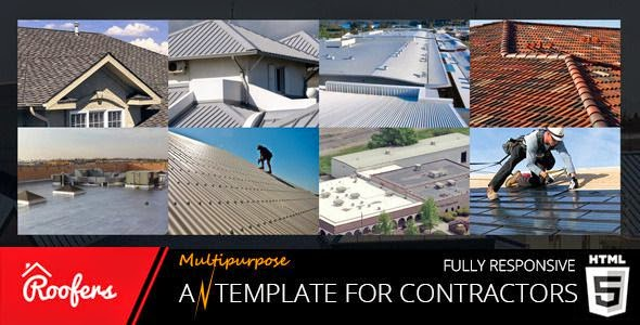 Best Construction & Contractor HTML Template