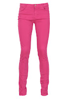 Pantaloni ZARA Ladune Pink (ZARA)