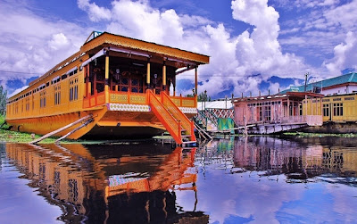 Best Honeymoon Destinations In India - Srinagar