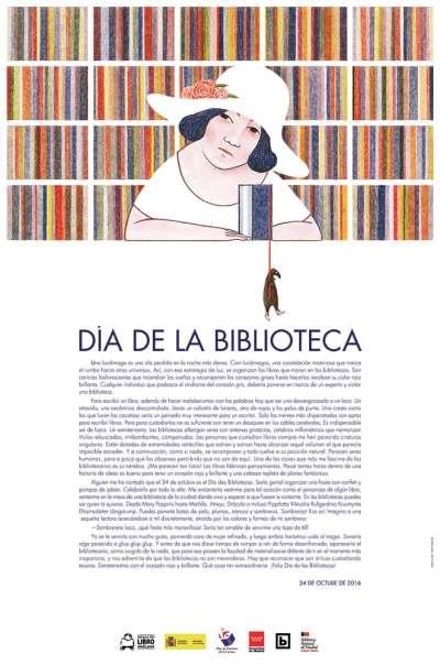 24 de Octubre - Día de la Biblioteca