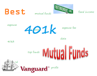 Vanguard's Best 401k Funds