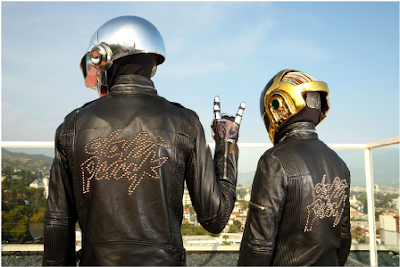 Daft Punk lançam novo single do álbum Random Access Memories