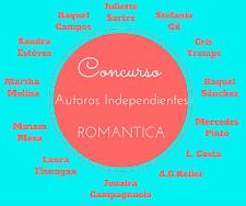 """Sorteo Autoras de Romántica Independiente en el blog """"Oscuro y seductor romance"""""""