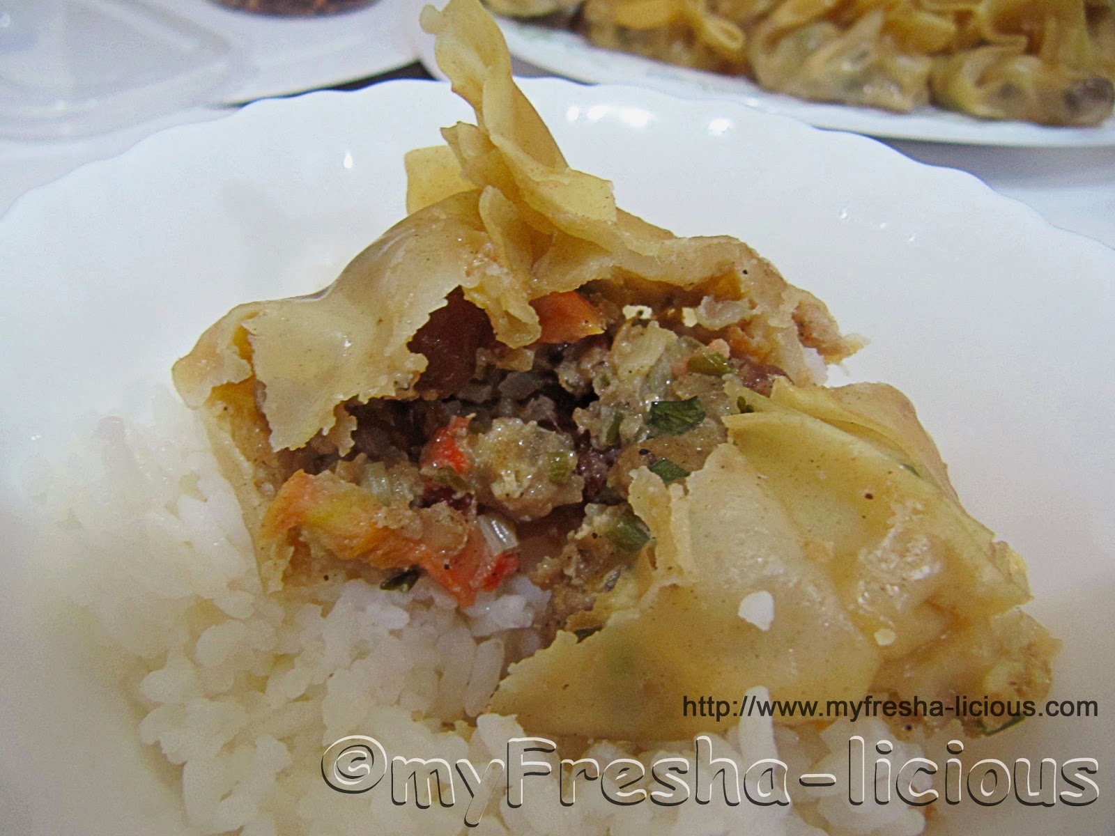 how to make fish siomai