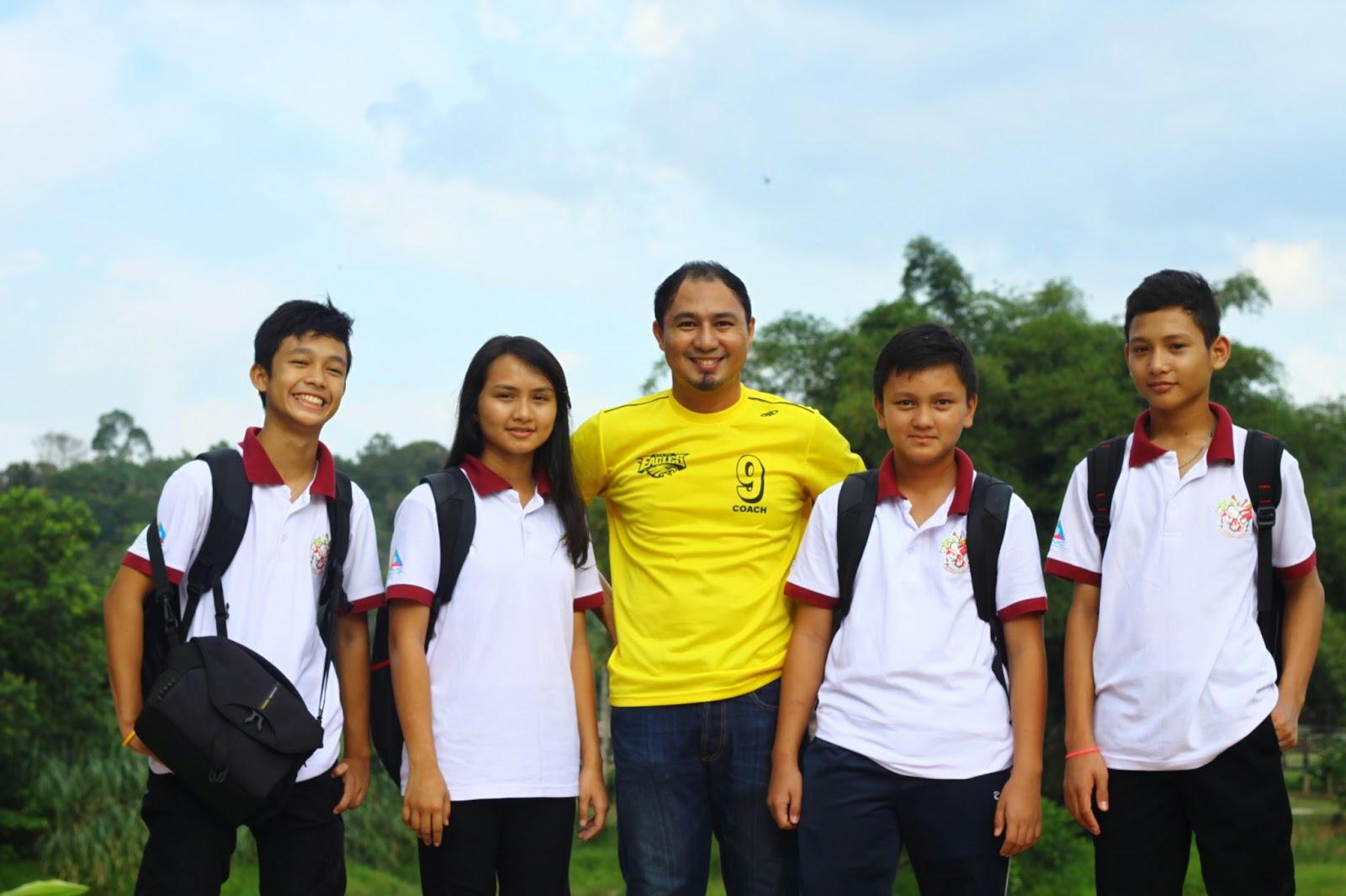 Pengalaman Sertai Liga Remaja Kreatif 2014