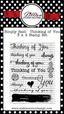 Simply Said Thinking Of You