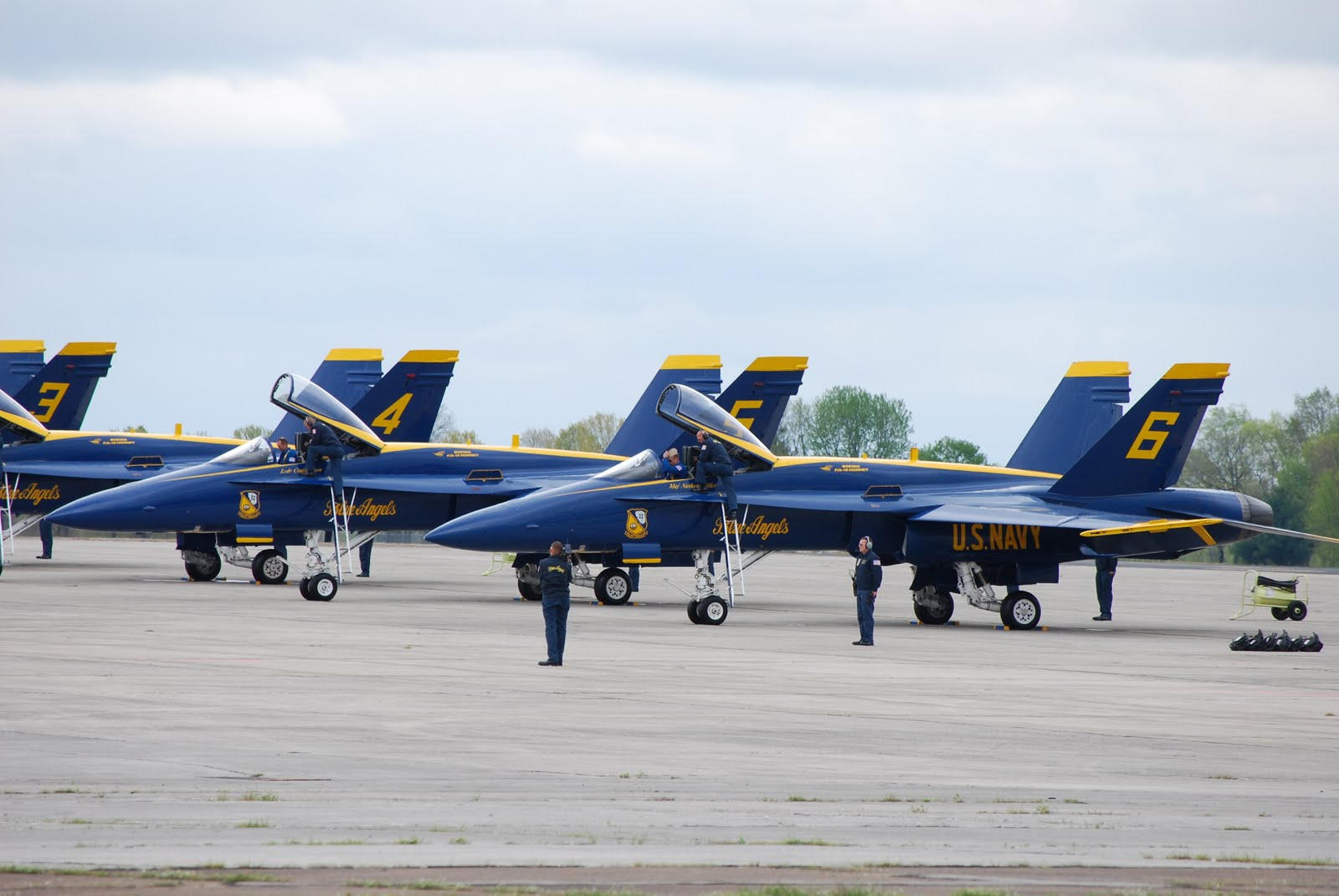 Blue Angel's 2012 show schedule... | The latest from Jimmy Carter ...