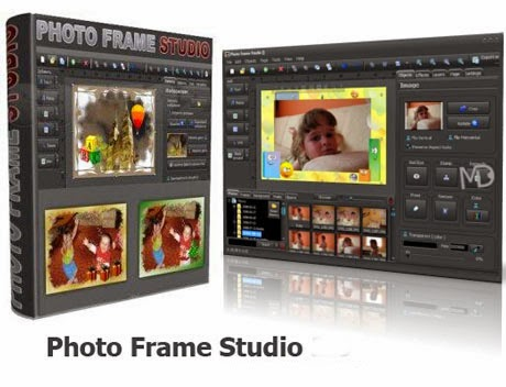 mojosoft photo frame studio full