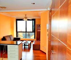 Apartamento en alquiler en Papagayo, amueblado, garaje. 650€