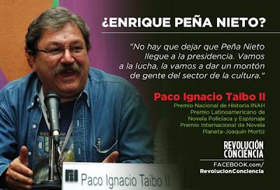 Paco Ignacio Taibo II - Schriftsteller