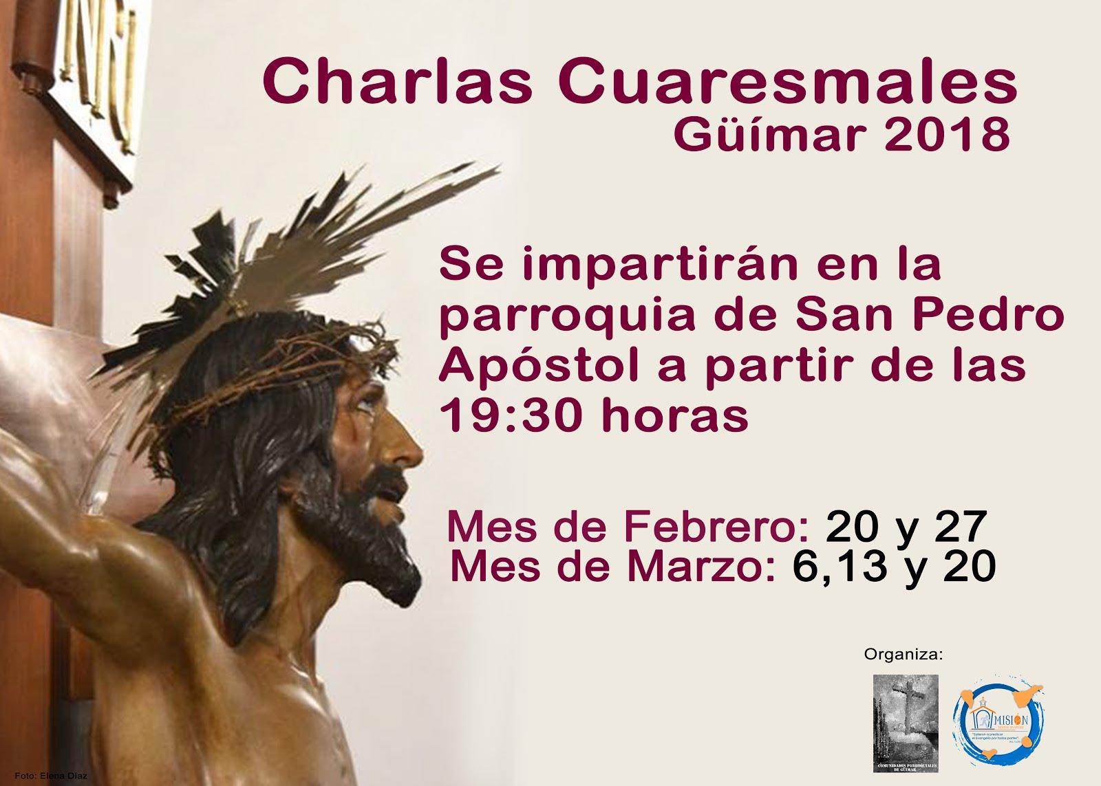 Charlas Cuaresmales