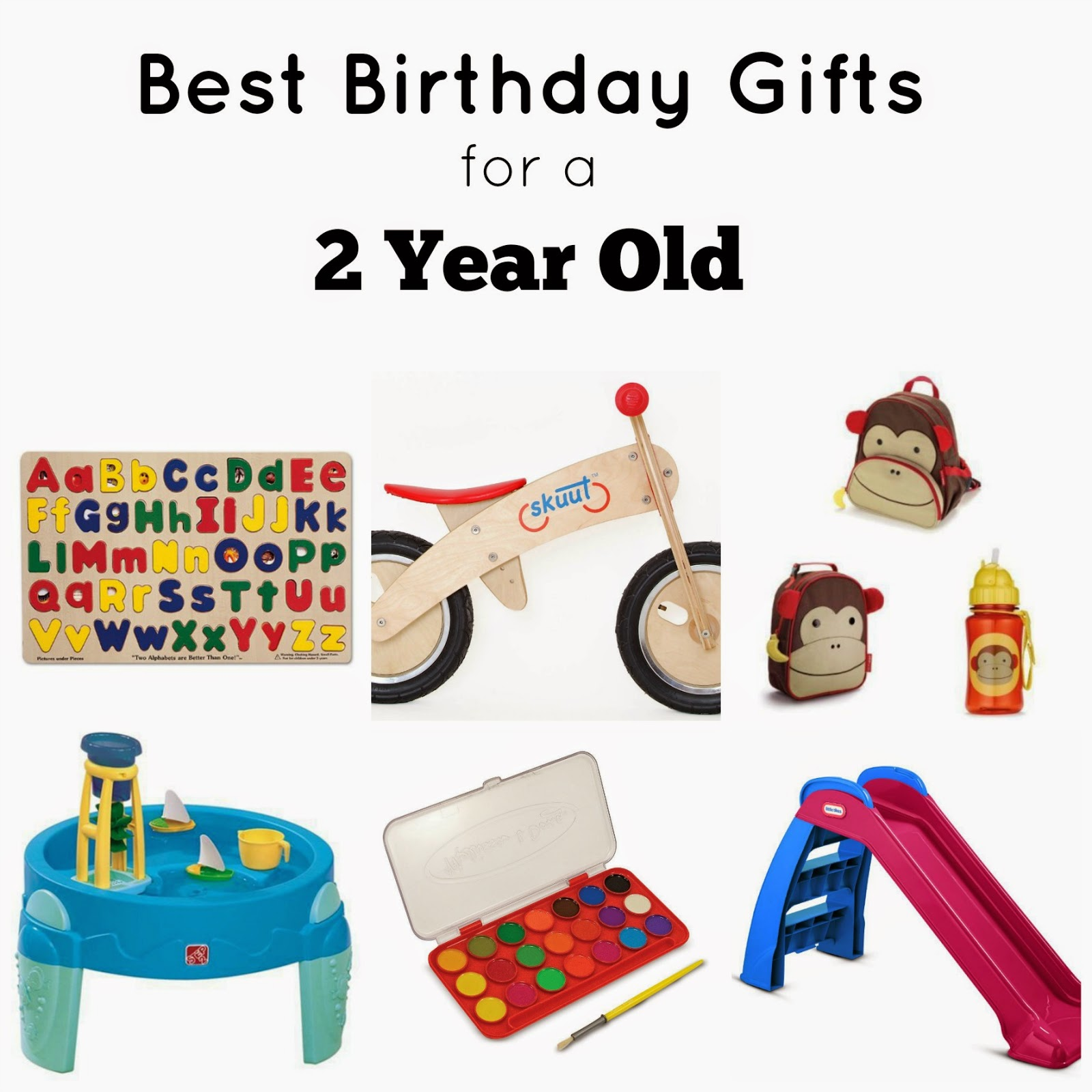 Best Birthday Gifts For A 2 Year Old