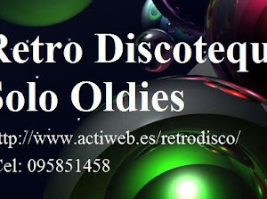 Retro Discoteque Solo Oldies
